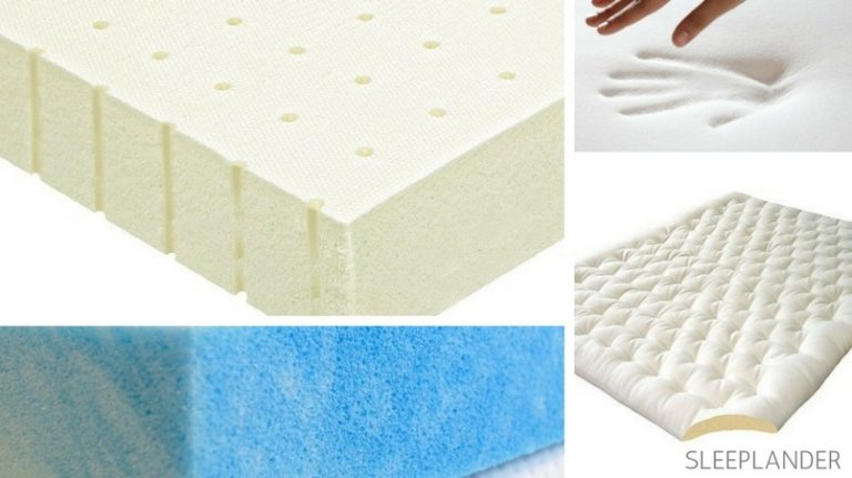 Select from cooling, memory foam, latex and wool toppers