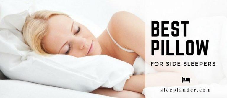 Side Sleeper Pillow Reviews