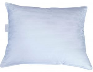 Supersoft down pillow for stomach sleepers