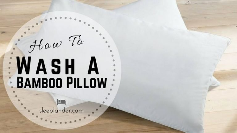 Bamboo Pillow with Cover