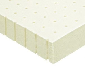 Superior quality latex mattress topper