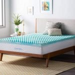Really comfortable mattress topper