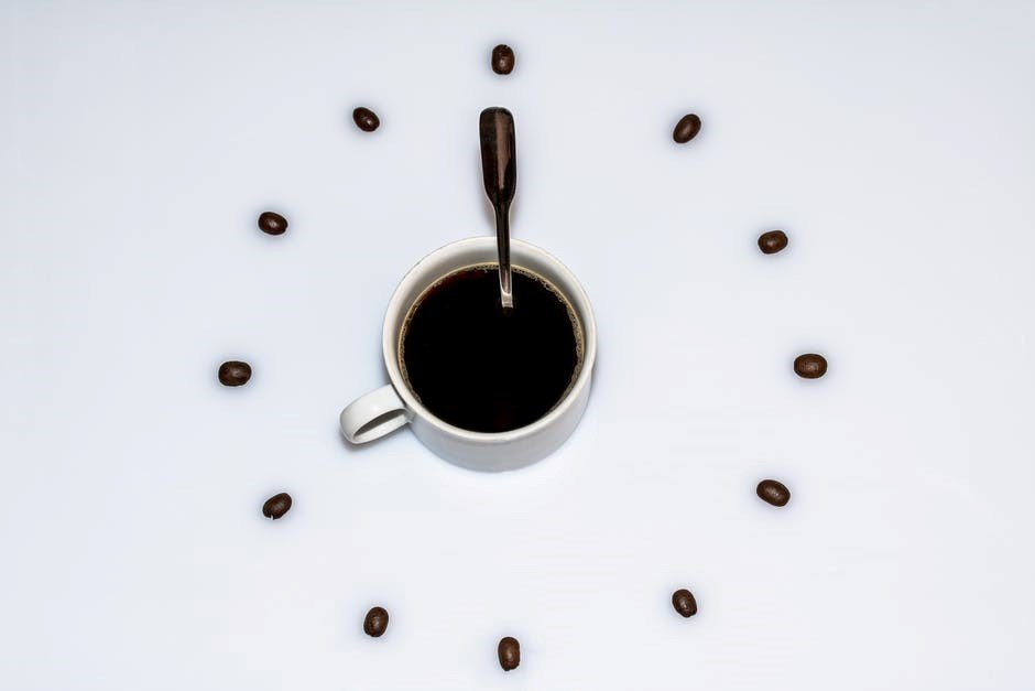When to stop drinking coffee