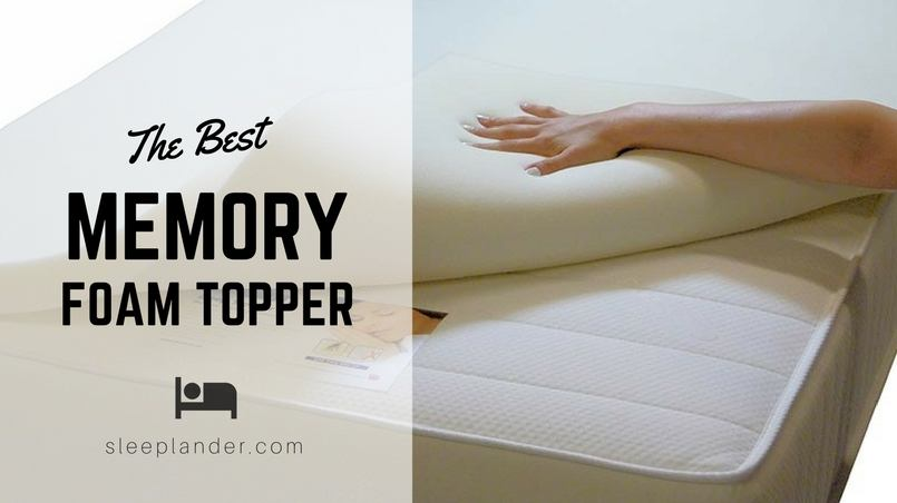 The Best Memory Foam Mattress Topper for Those on a Budget - Sleeplander
