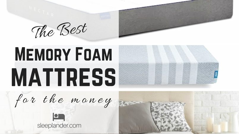 Best Memory Foam Mattress To Buy Online