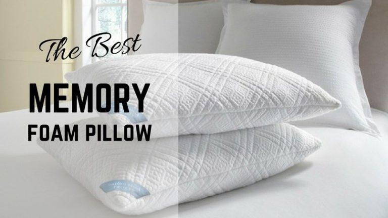 Memory Foam Pillow Reviews
