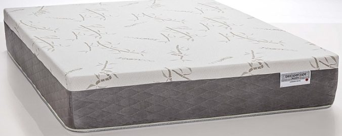 Comfortable and Cooling Memory Foam Mattress