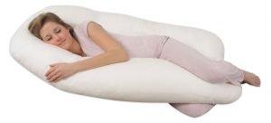 Sciatica Relief Maternity Pillow