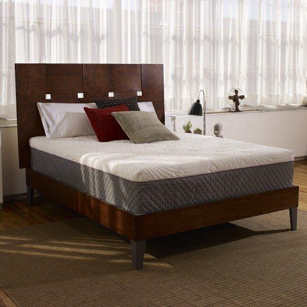 Medium memory foam mattress for bigger bodies