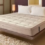 Plush and Comfortable Mattress Good for Every Sleeping Position
