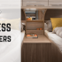 Whether you're RVing full time or not a good RV mattress pad or topper is a must! Hymer bunk beds