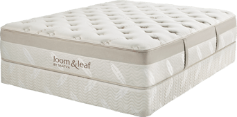 An ultra luxury comfortable organic 5 lb memory foam mattress