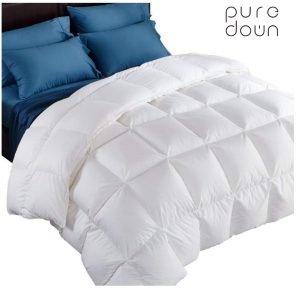Premium down comforter