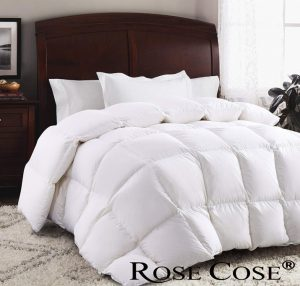 Best All Seasons Down Fill Comforter for Summer and Winter