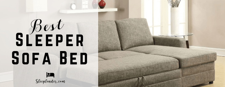 The Best Comfortable Sleeper Sofa Beds For Money