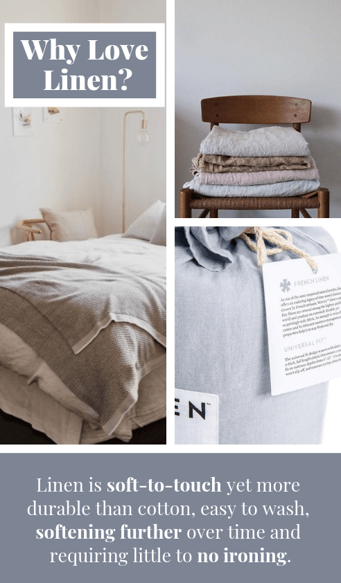 Linen Bedding Ing Guide