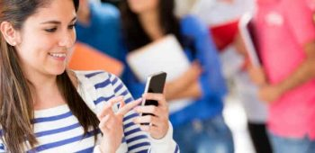 College Sleep: Sleep Texting and The Effects of Electronic Media on Students