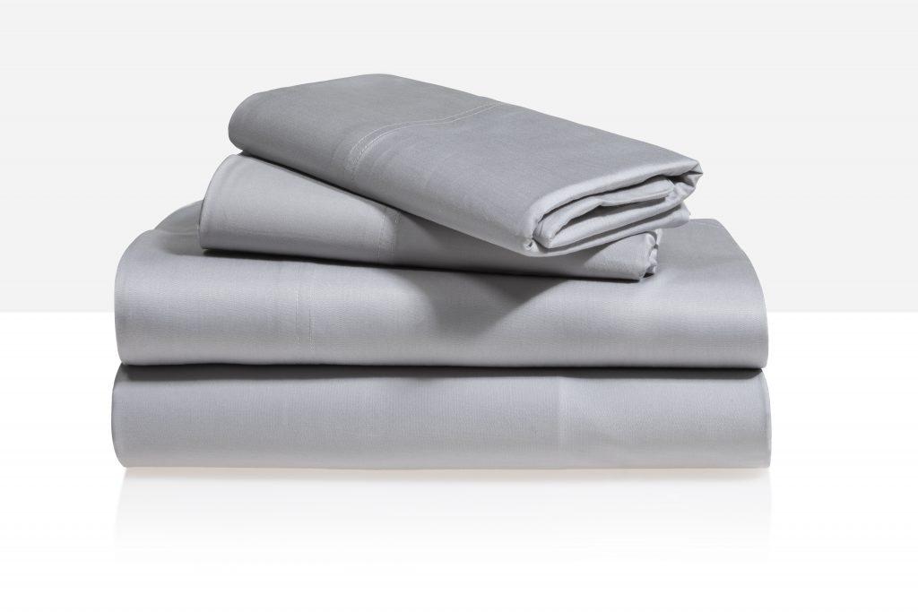 Solid Silver 350 TC Bamboo Sheet Sets