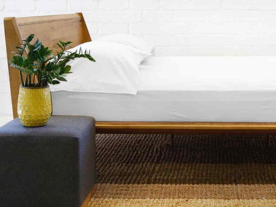 White Cotton sheet and Pillowcases