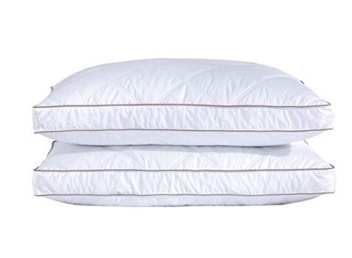 best neck and back support pillow for back sleeper