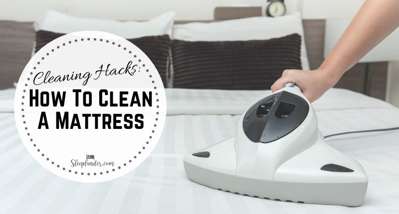 Vacuuming A Mattress Before Cleaning It