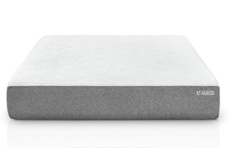 eLuxury Gel Memory Foam Mattress Review