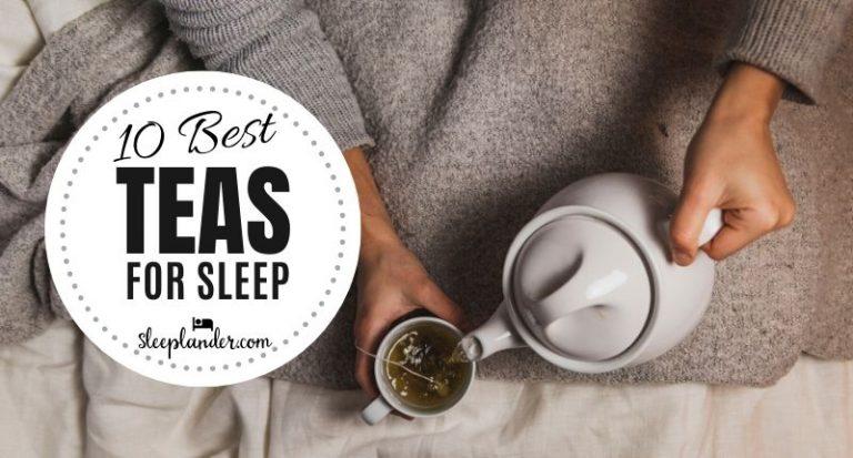 Best Bedtime Teas for Better Sleep