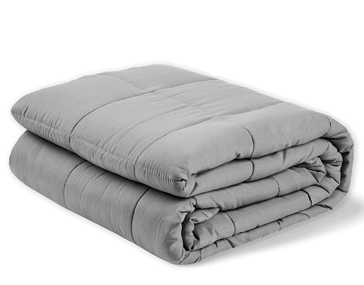 A great blanket for sleeping problems