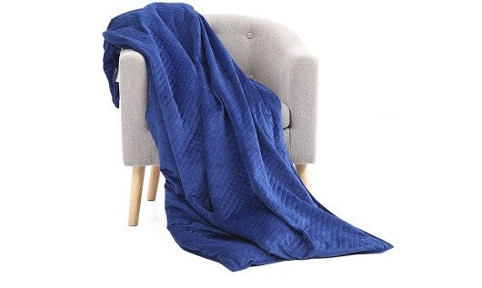 Comfy and soothing weighted blanket