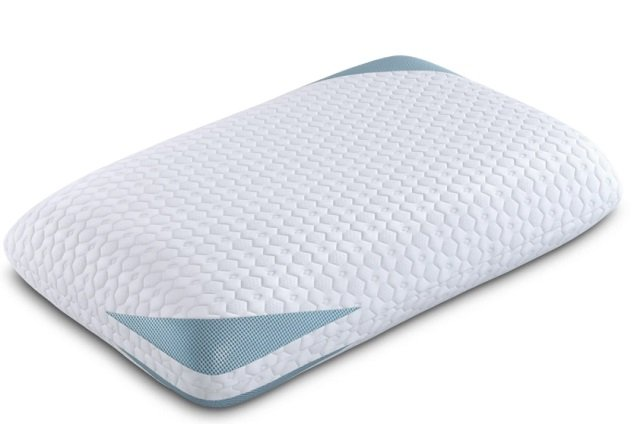A cool firm pillow