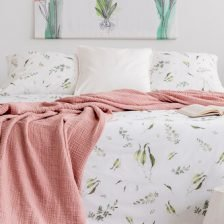 Collection of the best Laura Ashley bedding from duvet to comforters, quilts and blankets.