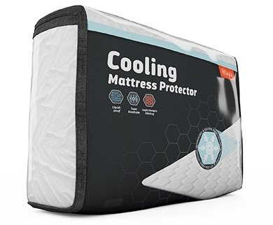 Cooling protector for people sweat