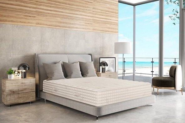 PlushBeds The Luxury Bliss hybrid mattress
