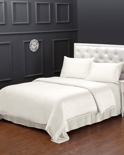Lilysilk 19MM 4PCS Silk Bedding Set