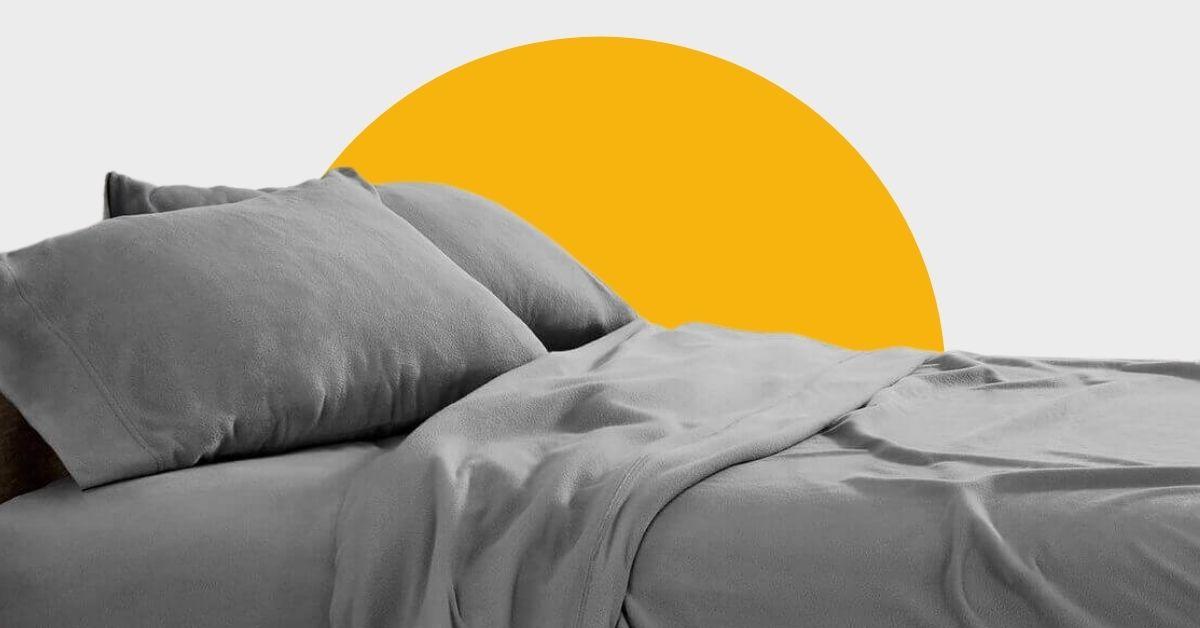 The best polar fleece sheets to sleep on