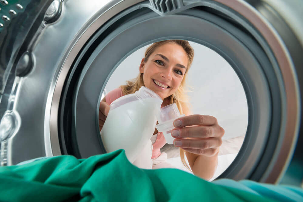 Use a mild detergent when caring for special bed sheets.
